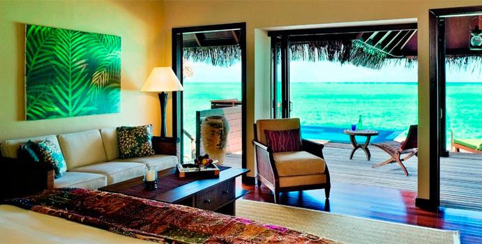 Wohnen, Deluxe Lagoon Villa with Pool, Taj Exotica Maldives Resort & SPA