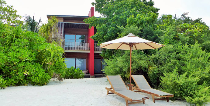 Ocean View Room, The Barefoot Eco Hotel