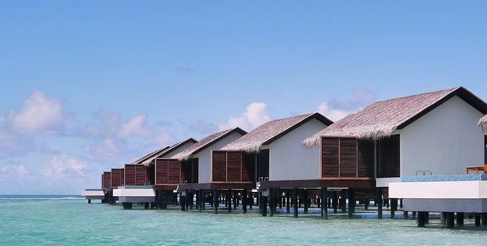 Water Villa, The Residence Maldives at Falhumaafushi