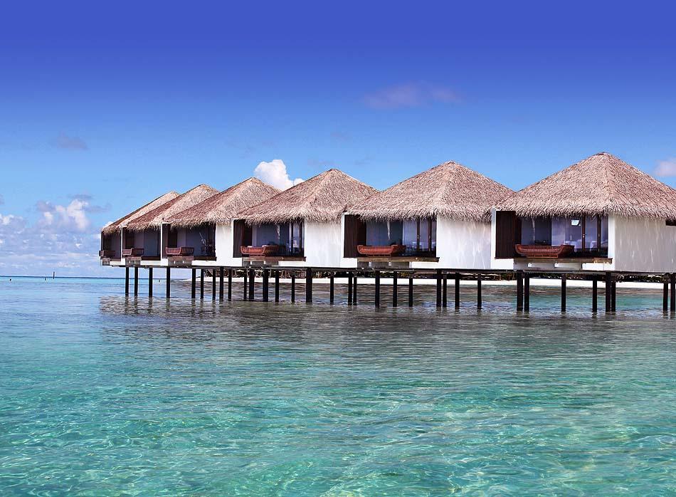 Overwater Spa Pavillons, The Residence Maldives at Falhumaafushi