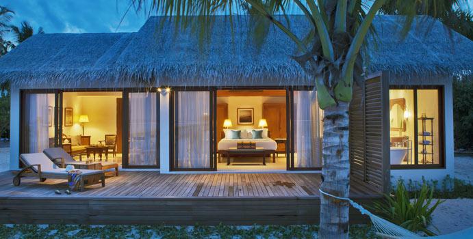 Beach Villa, The Residence Maldives at Falhumaafushi