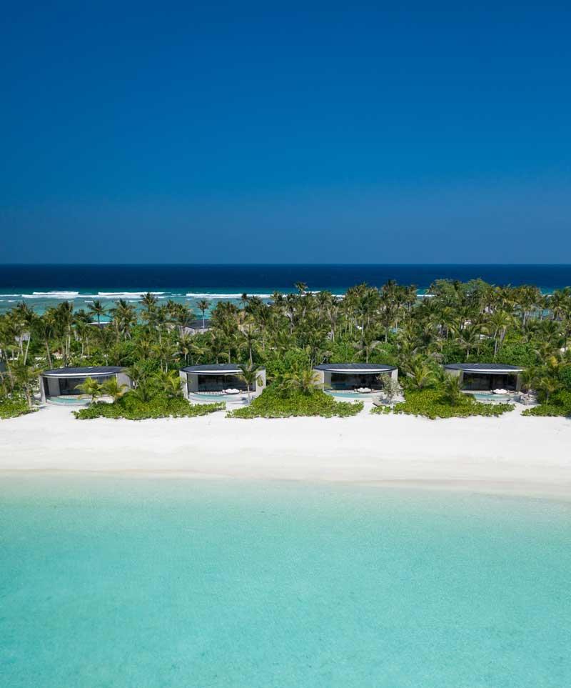 Beach Pool Villas, The Ritz Carlton Maldives, Fari Islands