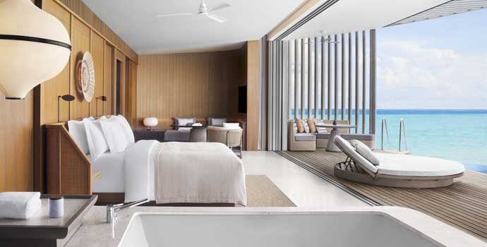 Lagoon Pool Villa , The Ritz Carlton Maldives, Fari Islands