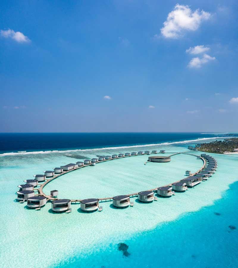 Water Villas, The Ritz Carlton Maldives, Fari Islands