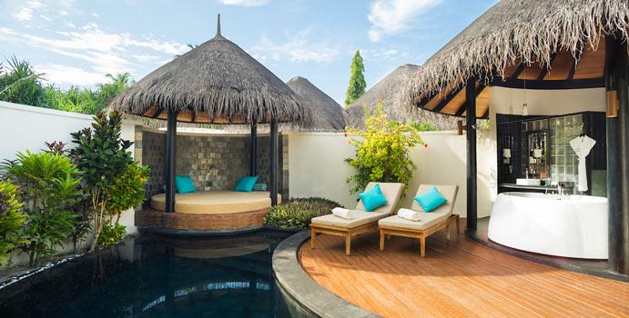 Pool Beach Villa, The Sun Siyam Iru Fushi