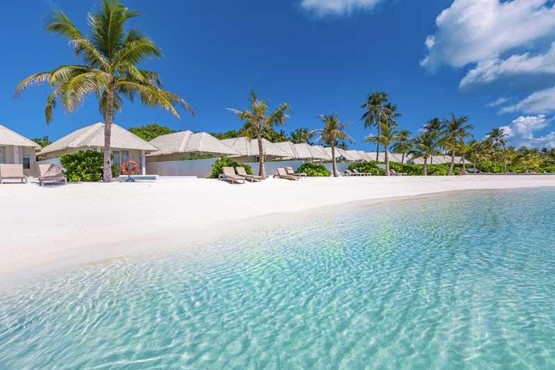 Romantic Beach Pool Villas, TUI BLUE Olhuveli Romance