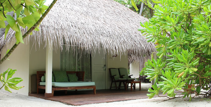 Beach Villa, Vakarufalhi Island Resort