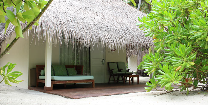 Sunset Beach Villa, Vakarufalhi Island Resort