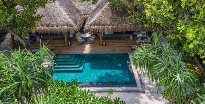 Two Bedroom Beach Pool Residence, Vakkaru Maldives