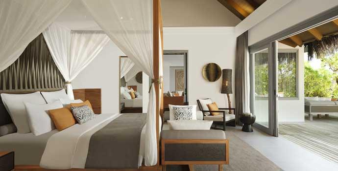 One Bedroom Beach Pool Residence, Vakkaru Maldives