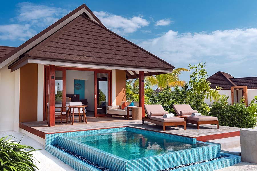 Beach Villa mit Pool, Varu by Atmosphere