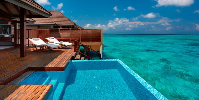 Water Villa with Pool, Varu by Atmosphere