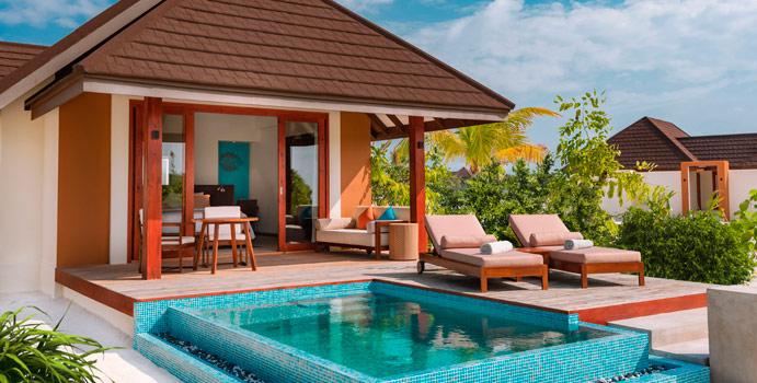 Beach Villa with Pool, Varu by Atmosphere