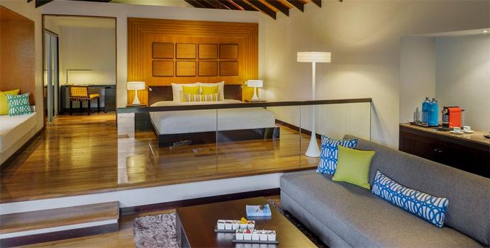 Wohnen, Deluxe Villa with Pool, Velassaru Maldives