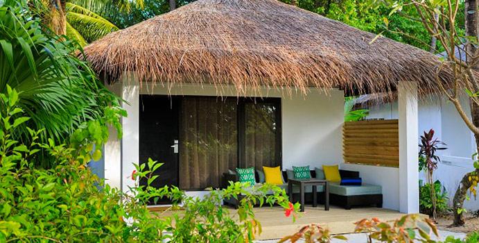 Deluxe Villa, Velassaru Maldives