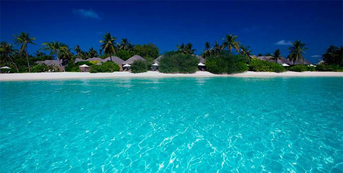 Beach Villa, Velassaru Maldives