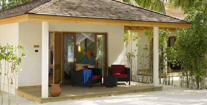 Standalone Beach Villa, Vilamendhoo Island Resort & Spa
