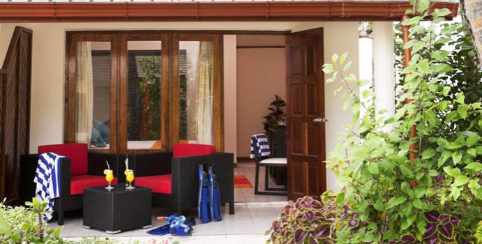Garden Room, Vilamendhoo Island Resort